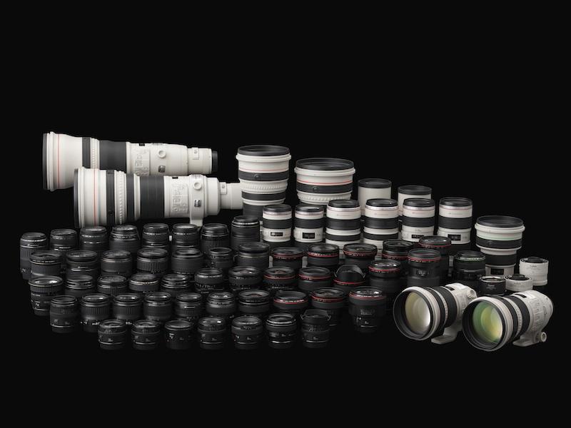 Canon EF Objektive für Portraits